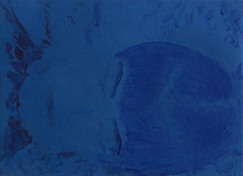 sleep3, oil on canvas, 18 x 24 cm, 2018